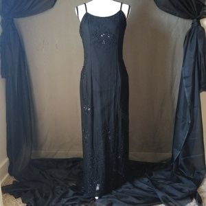 Adrianna Papell Occasions long gown.